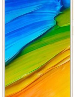 Telefon Mobil Xiaomi Redmi 5, Procesor Octa-Core 1.8GHz, IPS LCD capacitive touchscreen 5.7inch, 2GB RAM, 16GB Flash, 12MP, Wi-Fi, 4G, Dual Sim, Android (Auriu)