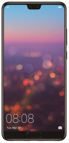Telefon Mobil Huawei P20, Procesor Octa-Core 2.36/1.8 GHz, Capacitive touchscreen 5.8inch, 4GB RAM, 128GB Flash, Camera Duala 12+20MP, Wi-Fi, 4G, Dual SIM, Android (Negru)