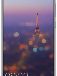 Telefon Mobil Huawei P20, Procesor Octa-Core 2.36/1.8 GHz, Capacitive touchscreen 5.8inch, 4GB RAM, 128GB Flash, Camera Duala 12+20MP, Wi-Fi, 4G, Dual SIM, Android (Albastru)