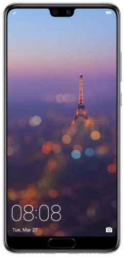 Telefon Mobil Huawei P20, Procesor Octa-Core 2.36/1.8 GHz, Capacitive touchscreen 5.8inch, 4GB RAM, 128GB Flash, Camera Duala 12+20MP, Wi-Fi, 4G, Dual SIM, Android (Albastru)