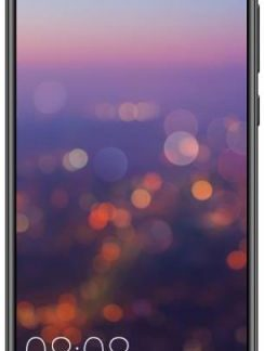 Telefon Mobil Huawei P20 Pro, Procesor Octa-Core 2.36/1.8 GHz, OLED Capacitive touchscreen 6.1inch, 6GB RAM, 128GB Flash, Camera Tripla 40+20+8MP, Wi-Fi, 4G, Dual SIM, Android (Negru)