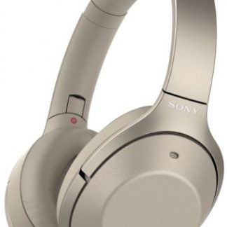 Casti Stereo Sony WH-1000XM2N, Noise canceling, Hi-Res, Wireless, Bluetooth, NFC (Auriu)