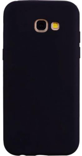 Protectie spate Star Painted pentru Samsung Galaxy A5 2017 (Negru)