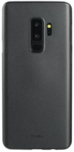 Protectie Spate Benks Lollipop pentru Samsung Galaxy S9 Plus (Negru Transparent)