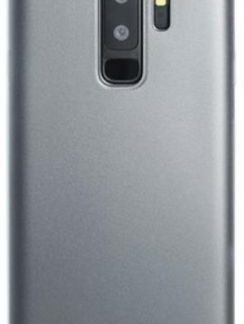 Protectie Spate Benks Lollipop pentru Samsung Galaxy S9 Plus (Alb Transparent)