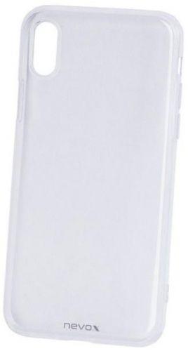 Protectie Spate Nevox StyleShell Flex pentru Apple iPhone X (Transparent)
