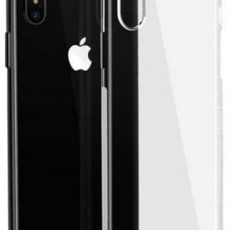 Protectie Spate Zmeurino CLVRIGIPHX pentru Apple iPhone X (Transparent)