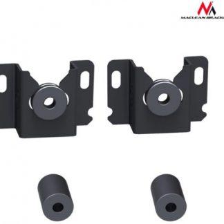 Suport Perete Maclean MC-779, Universal, max vesa 600x400, 55 Kg (Negru)