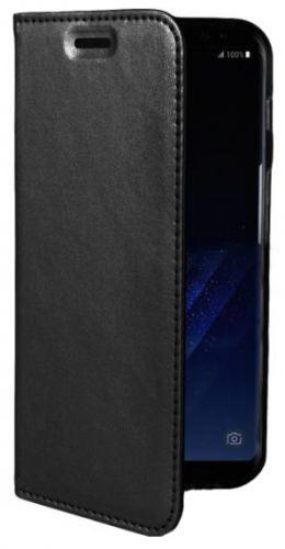 Husa Book Cover Zmeurino WALFOLCIX_P10BK pentru Huawei P10 (Negru)