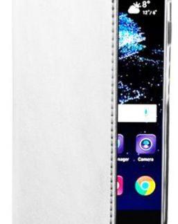Husa Book Cover Zmeurino WALFOLCIX_SGS8WH pentru Samsung Galaxy S8 (Alb)