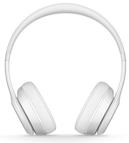 Casti Wireless Beats Solo 3 by Dr. Dre (Alb Lucios)