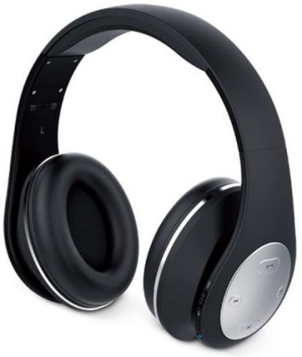 Casti Stereo Genius HS-935BT, Bluetooth, Microfon (Negru)