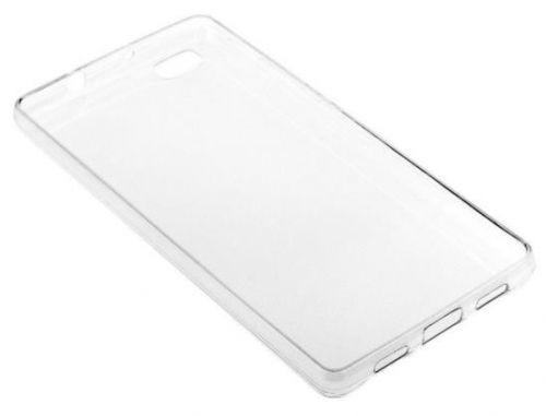 Protectie Spate MMD pentru Huawei P8 Lite (Transparent)