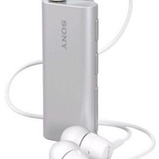 Casti Bluetooth Stereo cu Difuzor Sony SBH56, NFC (Alb/Argintiu)