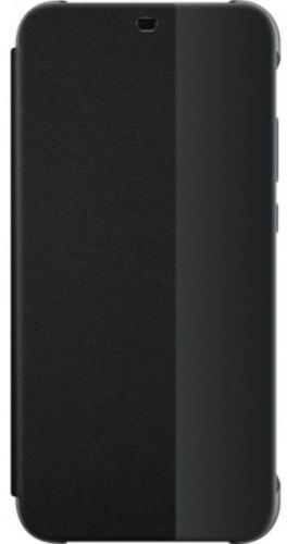 Husa Flip Cover Huawei 51992313 pentru Huawei P20 Lite (Negru)