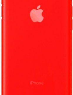 Protectie spate Zmeurino Slim pentru Apple iPhone 7/8 (Rosu)