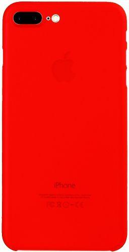 Protectie spate Zmeurino Slim pentru Apple iPhone 7 Plus/8 Plus (Rosu)
