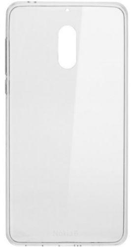 Protectie Spate Nokia Slim Crystal CC-101 pentru Nokia 6 (Transparent)