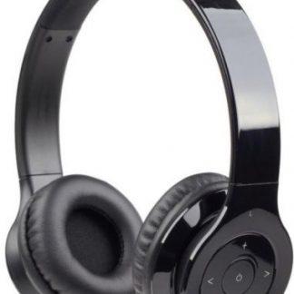 Casti Bluetooth Gembird Berlin BHP-BER-BK, Microfon (Negru)