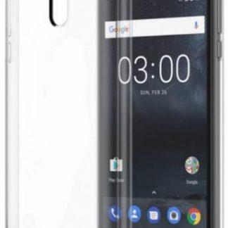 Protectie Spate Nokia Hybrid Crystal CC-705 pentru Nokia 3 (Transparent)