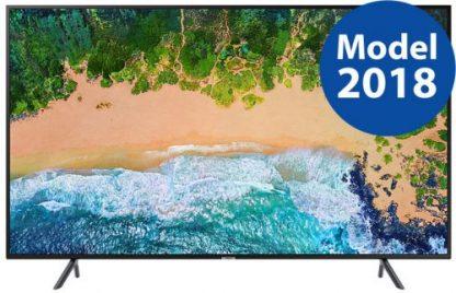 Televizor LED Samsung 139 cm (55inch) UE55NU7102K, Ultra HD, Smart TV, WiFi, CI+