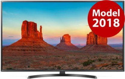 Televizor LED LG 139 cm (55inch) 55UK6470PLC, Ultra HD 4K, Smart TV, webOS, WiFi, CI+