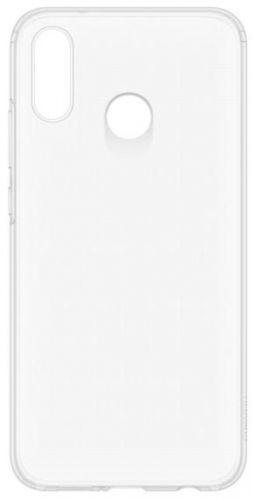 Protectie Spate Huawei 51992316 pentru Huawei P20 Lite (Transparent)