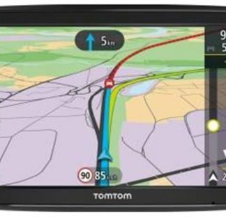 Sistem de Navigatie TomTom Via 62, Capacitive Touchscreen 6inch, 16GB Flash, Actualizari gratuita a hartilor, Harta Europa