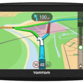 Sistem de navigatie TomTom VIA 53, ecran 5inch, 16 GB, Wi-Fi, Full Europa
