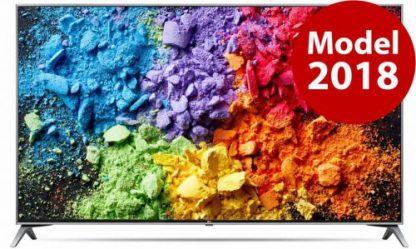 Televizor Super UHD LG 139 cm (55inch) 55SK7900PLA, Ultra HD 4K, Smart TV, webOS 3.5, Wi-Fi, CI+