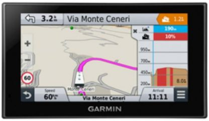 Sistem de navigatie Garmin Camper 660 LMT-D, Dedicat Rulota, Touchscreen 6.1inch, Bluetooth, Harta Full Europa