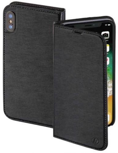 Husa Flip Cover Hama Booklet Slim 181387 pentru Apple iPhone X (Negru)