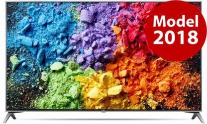 Televizor Super UHD LG 165 cm (65inch) 65SK7900PLA, Ultra HD 4K, Smart TV, webOS 3.5, Wi-Fi, CI+