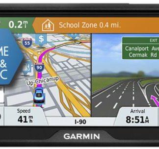 Sistem de navigatie DriveAssist 51 LMT-S EU, WQVGA TFT Capacitive Touchscreen 5inch, Harta Full Europa, Actualizari pe Viata a Hartilor