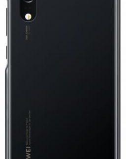 Protectie Spate Huawei 51992349 pentru Huawei P20 (Negru)
