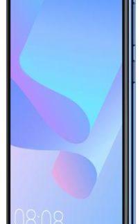 Telefon Mobil Huawei Y6 2018, Procesor Quad-Core 1.4GHz, IPS LCD Capacitive touchscreen 5.7inch, 2GB RAM, 16GB Flash, 13MP, Wi-Fi, 4G, Dual SIM, Android (Albastru)