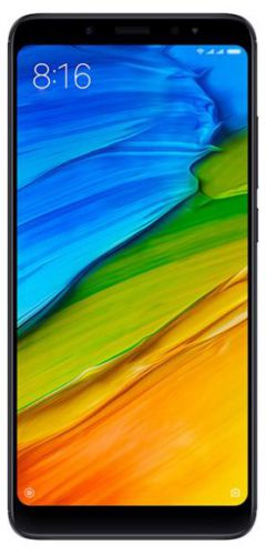 Telefon Mobil Xiaomi Redmi Note 5, Procesor Octa-Core 1.8GHz, IPS LCD capacitive touchscreen 5.99inch, 4GB RAM, 64GB Flash, Camera Duala 12+5MP, Wi-Fi, 4G, Dual Sim, Android (Negru)