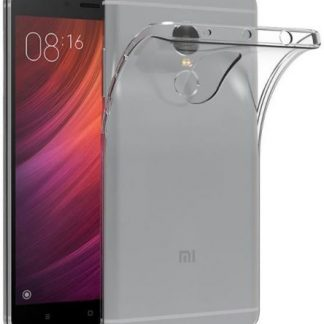 Protectie Spate Star pentru Xiaomi Redmi Note 4X (Transparent)