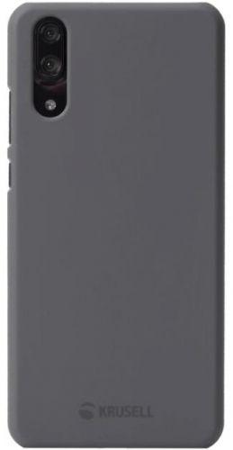 Protectie Spate Krusell Nora KRS61374 pentru Huawei P20 (Gri)