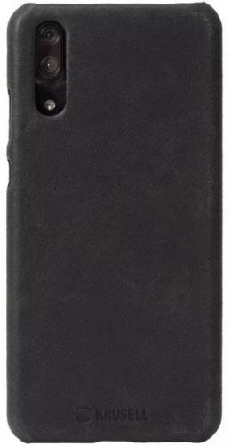 Protectie Spate Krusell Sunne KRS61369 pentru Huawei P20 (Negru)