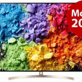 Televizor Super UHD LG 165 cm (65inch) 65SK9500PLA, Ultra HD 4K, Smart TV, webOS, Wi-Fi, CI+