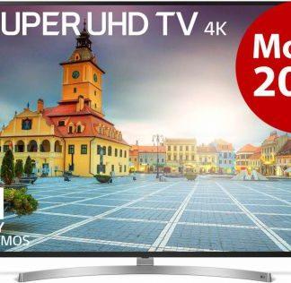 Televizor LED LG 190 cm (75inch) 75SK8100PLA, Ultra HD 4K, Smart TV, webOS, Wi-Fi, CI+