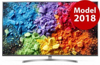 Televizor LED LG 125 cm (49inch) 49SK8100PLA, Ultra HD 4K, Smart TV, webOS, Wi-Fi, CI+