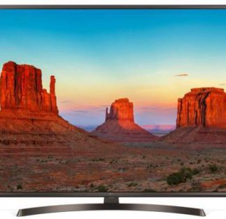 Televizor LED LG 109 cm (43inch) 43UK6400PLF, Ultra HD 4K, Smart TV, webOS, Wi-Fi, CI+