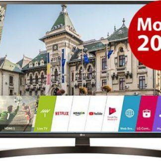 Televizor LED LG 125 cm (49inch) 49UK6400PLF, Ultra HD 4K, Smart TV, webOS, Wi-Fi, CI+