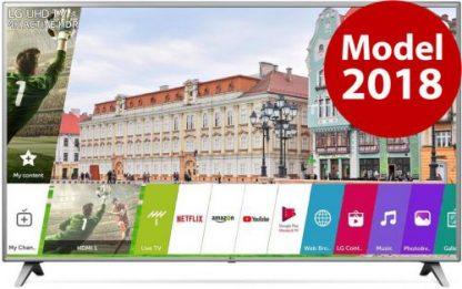 Televizor LED LG 219 cm (86inch) 86UK6500PLA, Ultra HD 4K, Smart TV, webOS, Wi-Fi, CI+