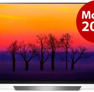 Televizor OLED LG 139 cm (55inch) OLED55E8PLA, Ultra HD 4K, Smart TV, webOS, Wi-Fi, CI+