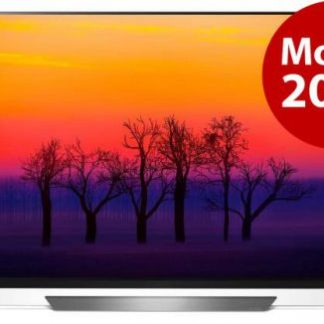 Televizor OLED LG 165 cm (65inch) OLED65E8PLA, Ultra HD 4K, Smart TV, webOS, Wi-Fi, CI+