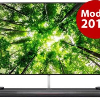 Televizor OLED LG 165 cm (65inch) OLED65W8PLA, Ultra HD 4K, Smart TV, webOS, Wi-Fi, CI+