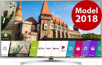 Televizor LED LG 177 (70inch) 70UK6950PLA, Ultra HD 4K, Smart TV, webOS, Wi-Fi, CI+